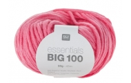 Priadza Essentials Big 100, pink, 50 g