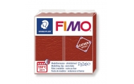 FIMO® leather effect, hrdzavá, 57 g