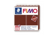 FIMO® leather effect, orechová, 57 g